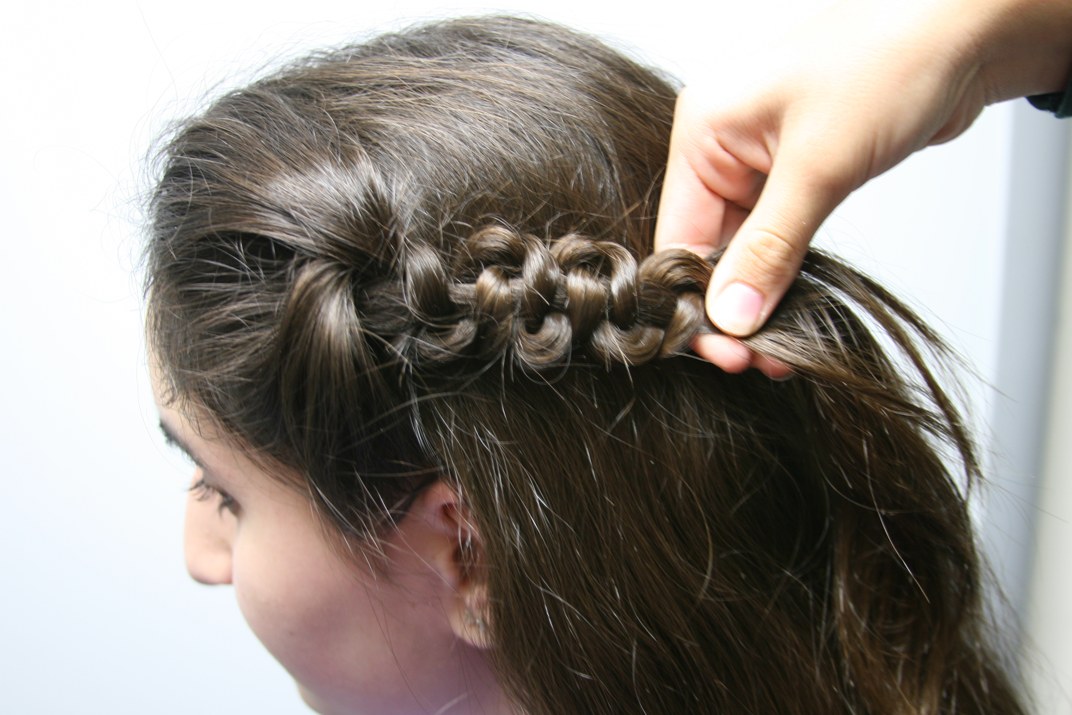Astounding Quick And Easy Hairstyles For School Step By Step Inspiration Hairstyles For Women Draintrainus