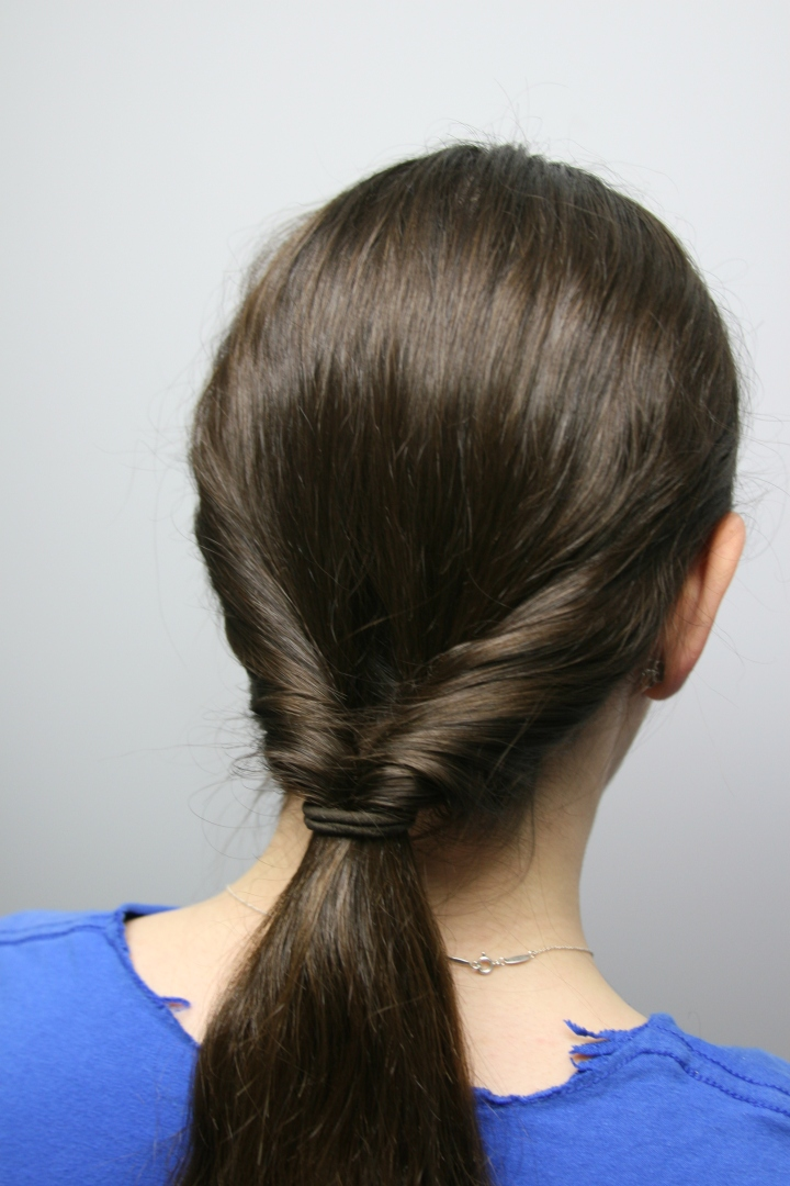 ponytail hairstyle for school step by step 100 images 3 ways